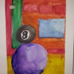"May Gallery Exhibit - ""Observational Watercolors"" An Exhibition by the Silver Lake Middle School 8th Grade Art Students"
