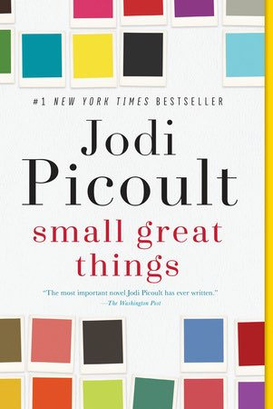 Book Cover Small Great Things by Jodi Picoult