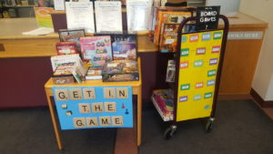 Board Games Now Available for Checkout