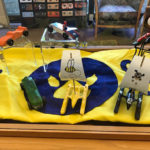 June Display Case Exhibit - 'Raingutter Regatta and Pinewood Derby 2019' by Kingston Cub Scout Pack 49