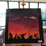 July Gallery and Display Case Exhibit - Teen Fan Art Exhibit and Contest