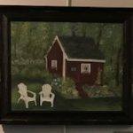 October Gallery Exhibit - Council on Aging Oil Painting Class Exhibit