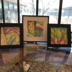 February Gallery Exhibit - Christine Ward - Love the Little Things