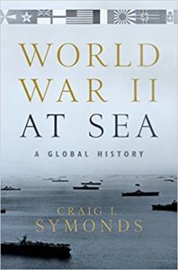 December 5th - Author Talk - Craig Symonds - <i>World War II at Sea</i>