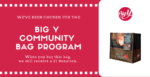 Throughout July - Big Y Community Bag Program to Support the Kingston Public Library