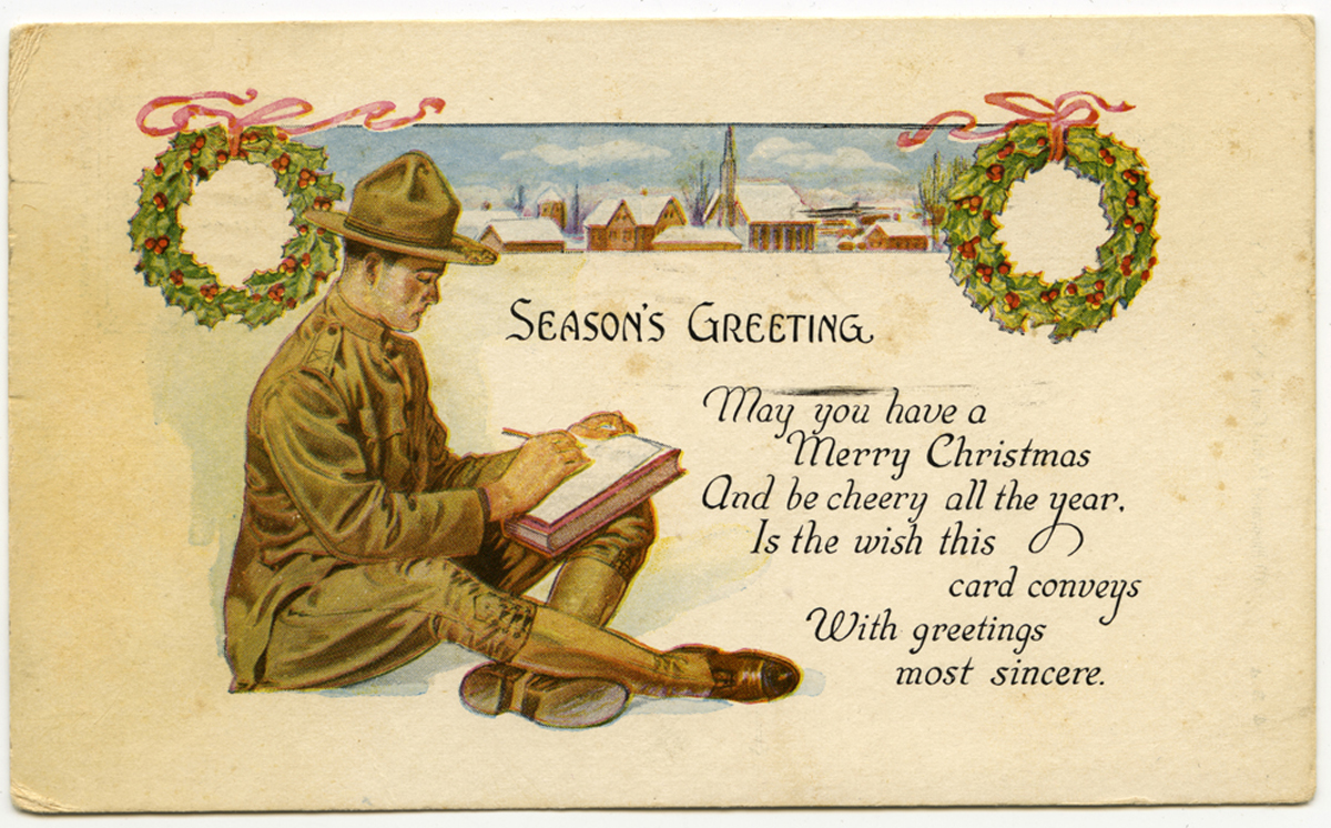 A Season's Greeting