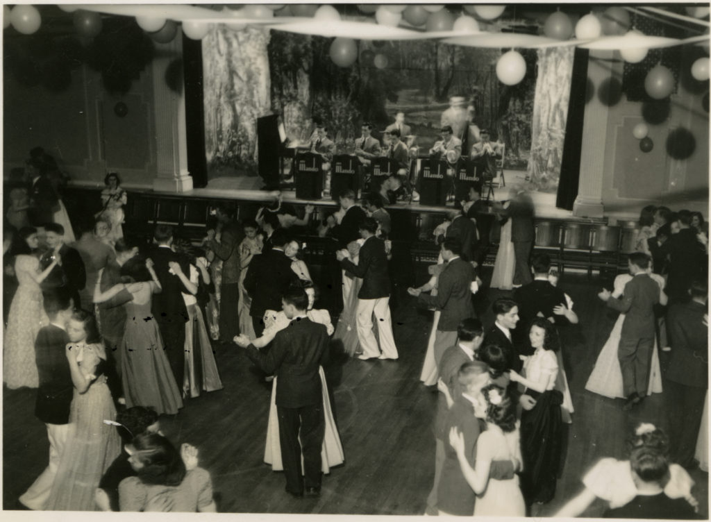 Kingston High School Junior Prom, 1942