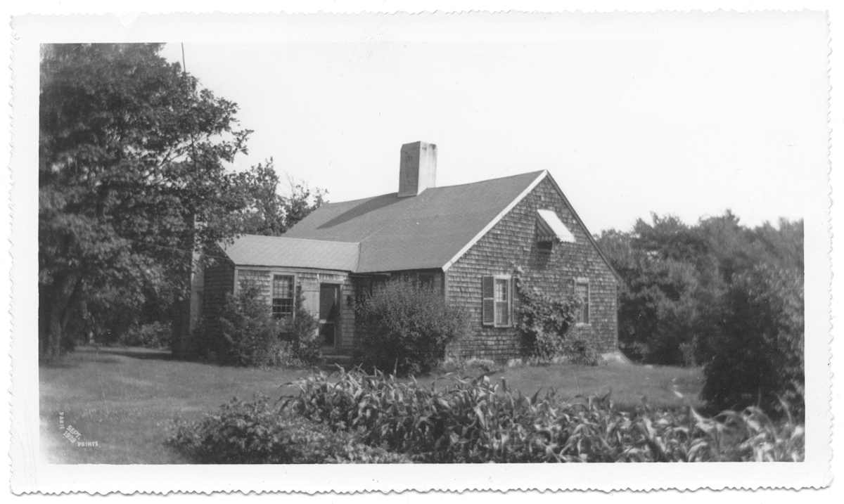 Cushman-Trow House, 55 Second Brook Street, 1939