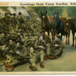 """Just a word to let you know I am still alive…"": Postcards from World War I"