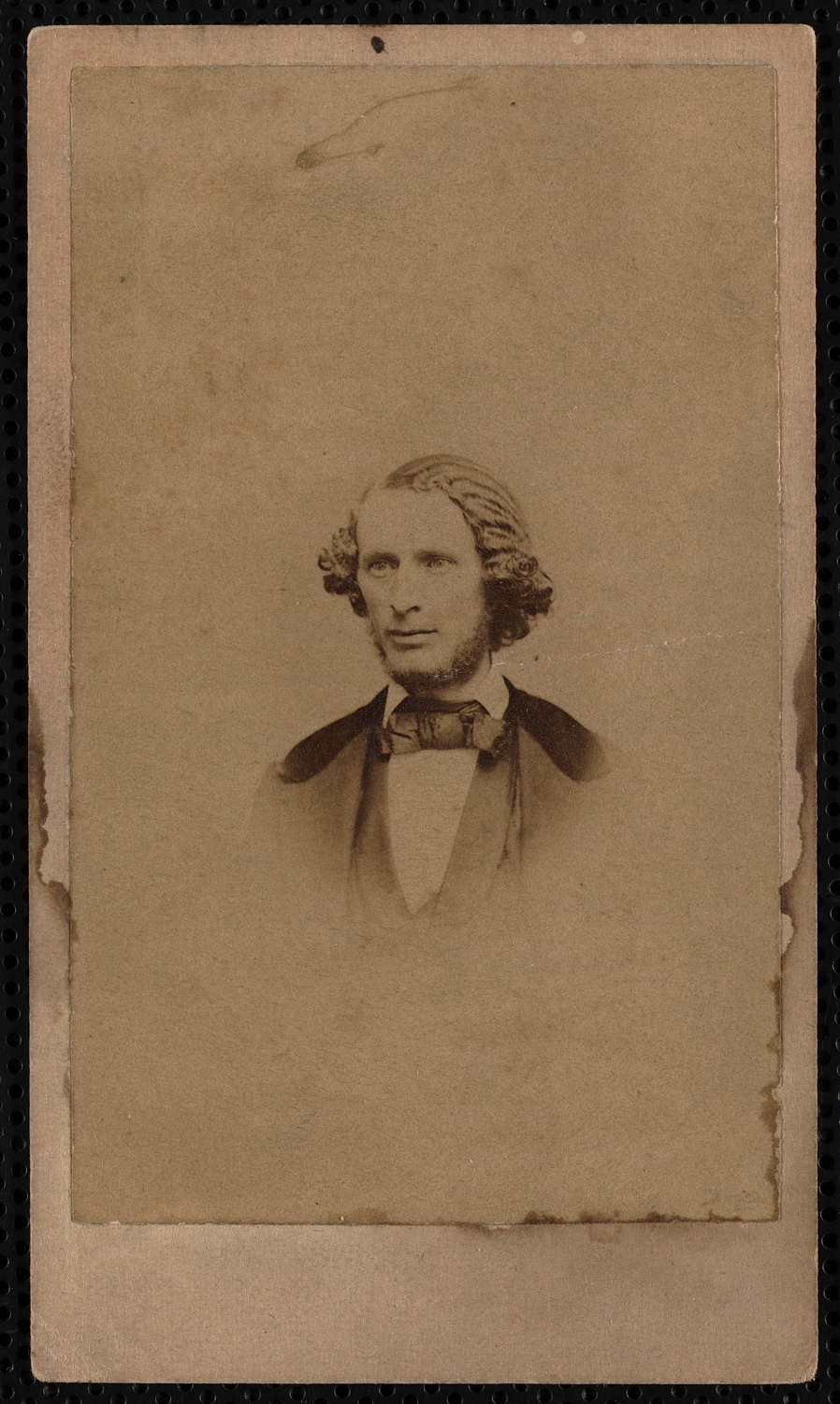 Portrait of Benjamin Mitchell, c. 1860