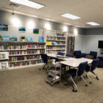 New Teen Room at the Kingston Public Library