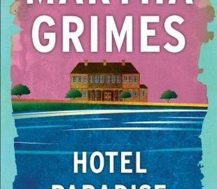 Bookcover - Hotel Paradise by Martha Grimes