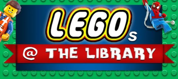 LEGOs at the Library Logo