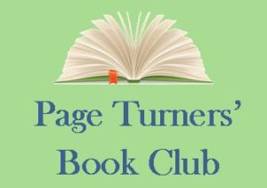 Page Turners' Book Club Logo