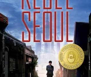 Bookcover - Rebel Seoul