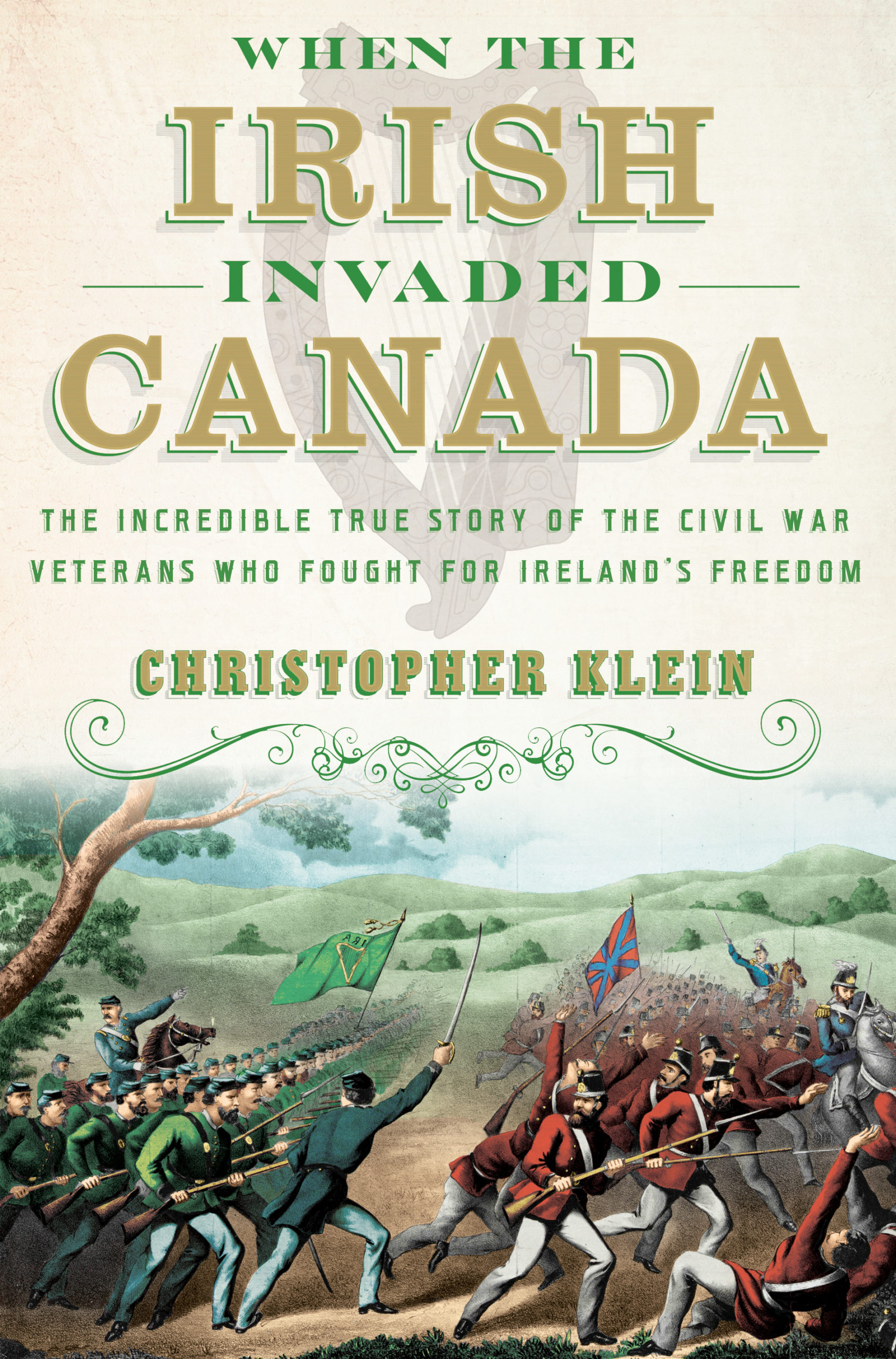 BookCoverWhenTheIrishInvadedCanada