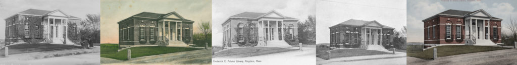 Frederic C. Adams Public Library, multiple views