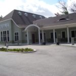 front of the kingston senior center from the council on aging facebook page