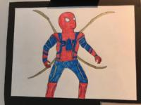 Spider Man fan art