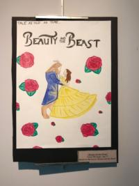 Beauty and the best fan art