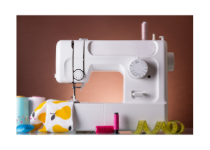 sewing machine and notions